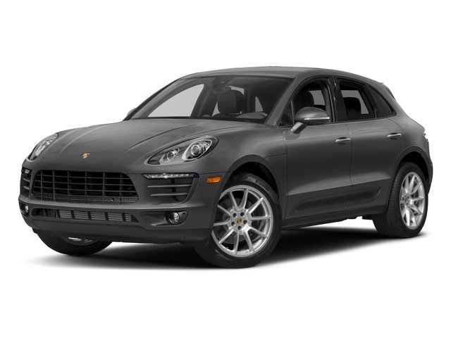 2017 Porsche Macan Prices and Values Utility 4D AWD I4 Turbo
