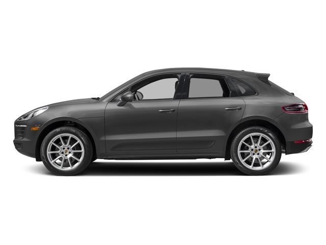 2017 Porsche Macan Prices and Values Utility 4D AWD I4 Turbo side view