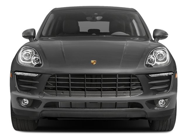 2017 Porsche Macan Prices and Values Utility 4D AWD I4 Turbo front view