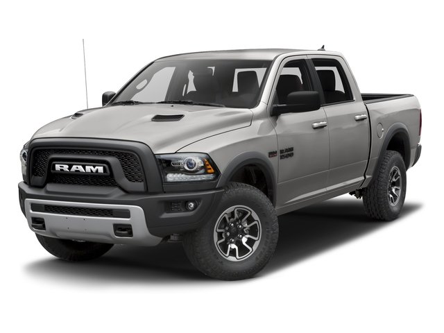 2017 Ram Truck 1500 Prices and Values Crew Cab Rebel 4WD