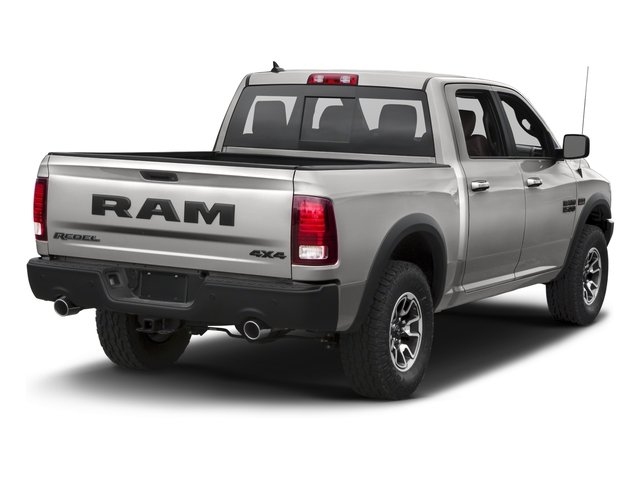 2017 Ram Truck 1500 Prices and Values Crew Cab Rebel 4WD side rear view