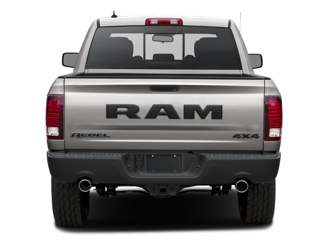 2017 Ram Truck 1500 Prices and Values Crew Cab Rebel 4WD rear view