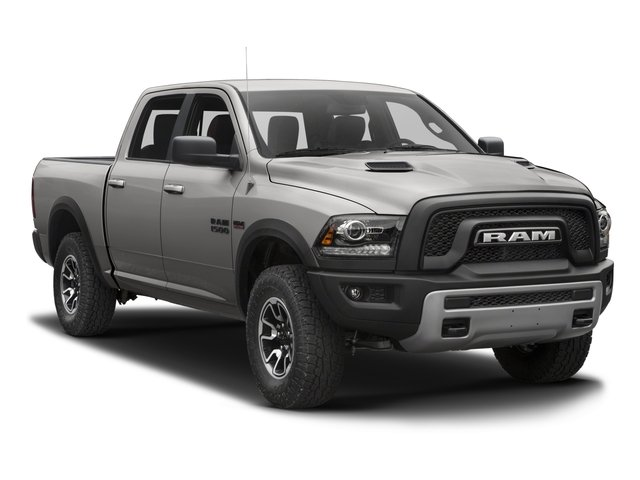 2017 Ram Truck 1500 Prices and Values Crew Cab Rebel 4WD side front view