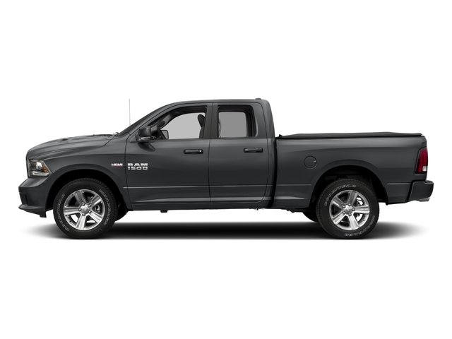2017 Ram Truck 1500 Base Price Night 4x2 Quad Cab 6'4 Box Pricing side view