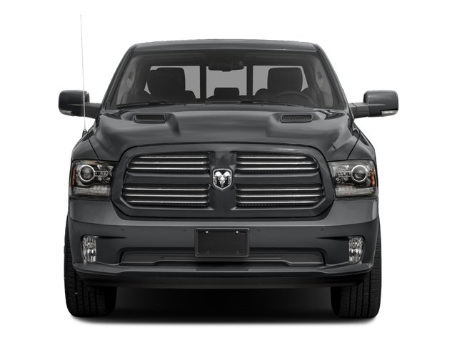 2017 Ram Truck 1500 Pictures 1500 Quad Cab Sport 2WD photos front view