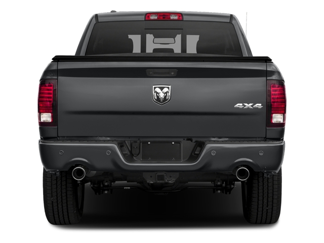 2017 Ram Truck 1500 Prices and Values Quad Cab Sport 2WD rear view