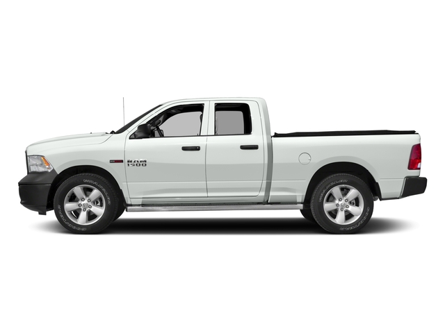 2017 Ram Truck 1500 Prices and Values Quad Cab HFE 2WD V6 T-Diesel side view