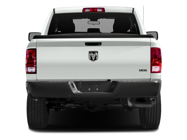 2017 Ram Truck 1500 Pictures 1500 HFE 4x2 Quad Cab 6'4 Box photos rear view