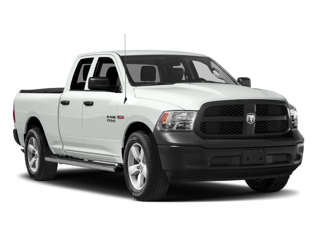 2017 Ram Truck 1500 Pictures 1500 Quad Cab HFE 2WD V6 T-Diesel photos side front view