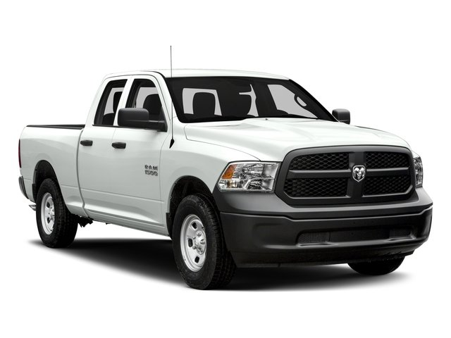 2017 Ram Truck 1500 Pictures 1500 Quad Cab Tradesman 2WD photos side front view