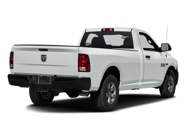 2017 Ram Truck 1500 Base Price Express 4x2 Regular Cab 6'4 Box Pricing side rear view
