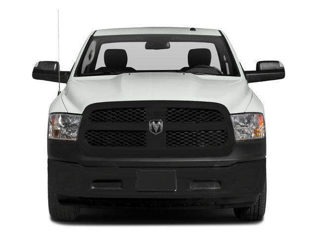 2017 Ram Truck 1500 Prices and Values Regular Cab Tradesman 2WD front view