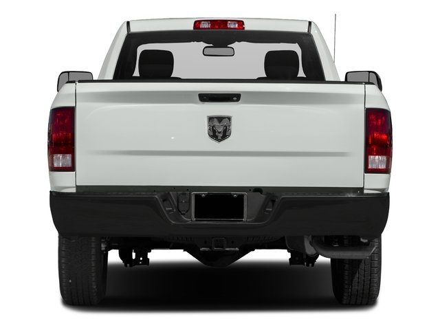 2017 Ram Truck 1500 Prices and Values Regular Cab Tradesman 2WD rear view
