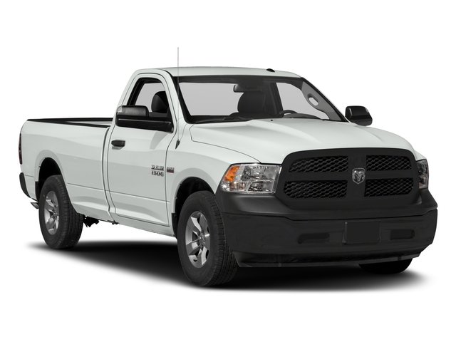 2017 Ram Truck 1500 Prices and Values Regular Cab Tradesman 2WD side front view
