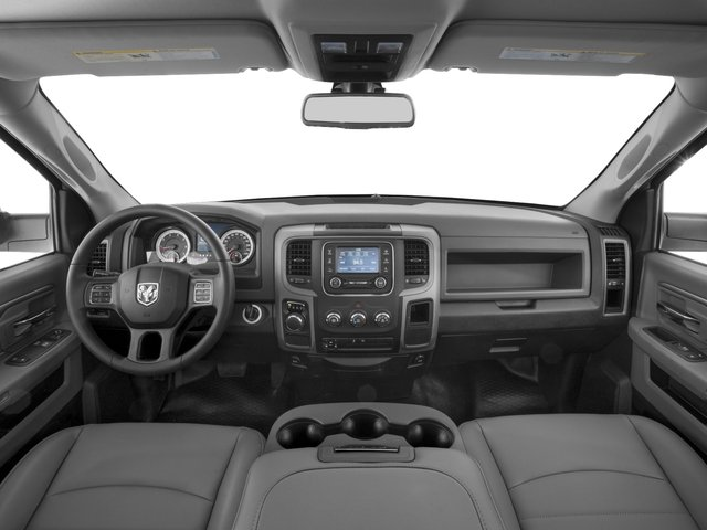 2017 Ram Truck 1500 Prices and Values Regular Cab SLT 2WD full dashboard