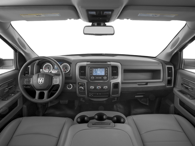 2017 Ram Truck 1500 Base Price Express 4x2 Regular Cab 6'4 Box Pricing full dashboard
