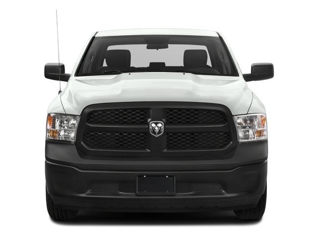 2017 Ram Truck 1500 Pictures 1500 Tradesman 4x4 Crew Cab 5'7 Box photos front view