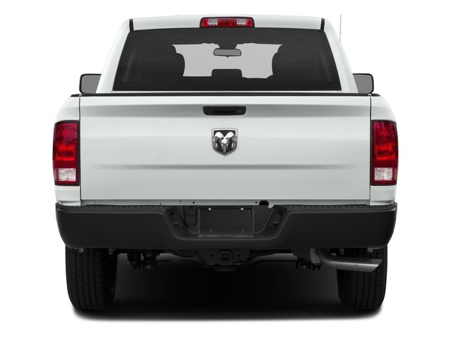 2017 Ram Truck 1500 Pictures 1500 Tradesman 4x4 Crew Cab 5'7 Box photos rear view