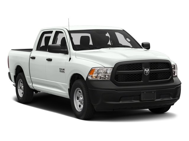 2017 Ram Truck 1500 Prices and Values Crew Cab Express 4WD side front view