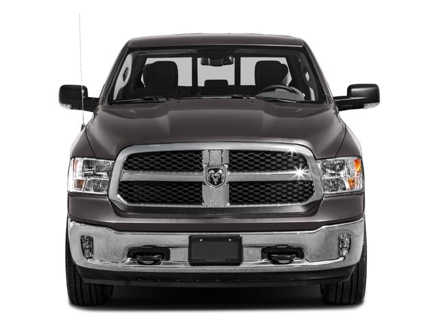 2017 Ram Truck 1500 Pictures 1500 Lone Star Silver 4x2 Crew Cab 5'7 Box photos front view