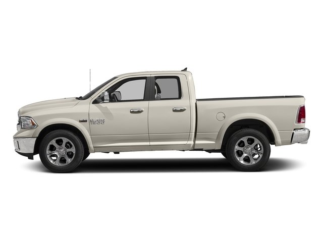 2017 Ram Truck 1500 Base Price Laramie 4x2 Quad Cab 6'4 Box Pricing side view