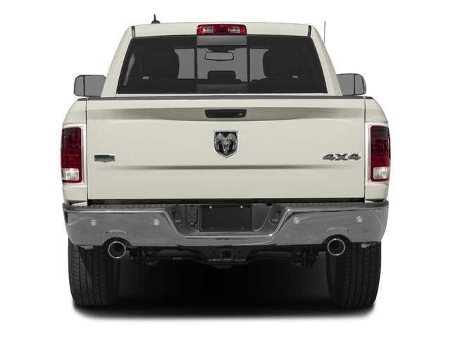 2017 Ram Truck 1500 Base Price Laramie 4x2 Quad Cab 6'4 Box Pricing rear view
