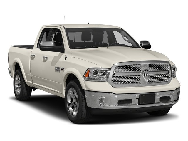2017 Ram Truck 1500 Pictures 1500 Quad Cab Laramie 4WD photos side front view