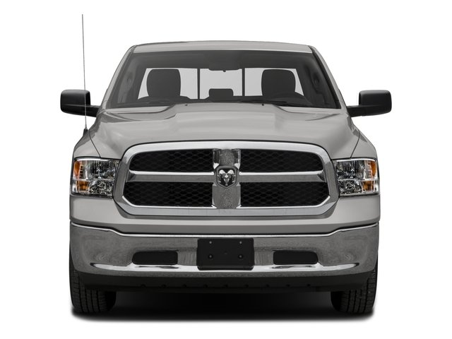 2017 Ram Truck 1500 Prices and Values Quad Cab SLT 2WD front view