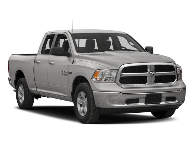 2017 Ram Truck 1500 Prices and Values Quad Cab SLT 2WD side front view