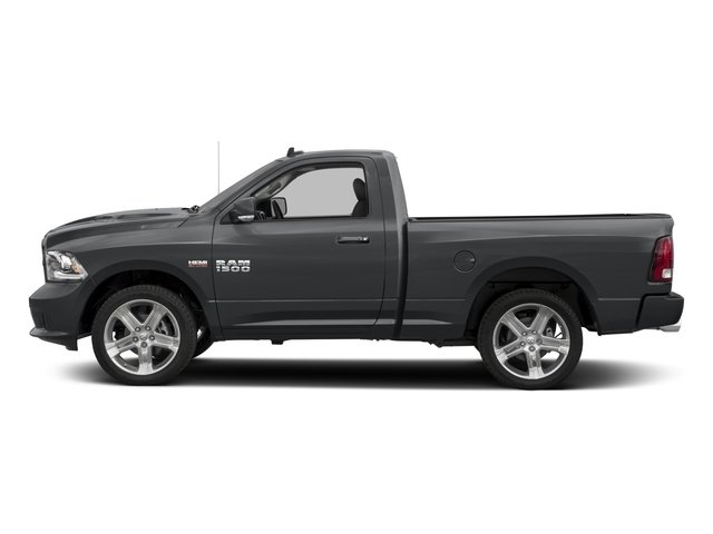 2017 Ram Truck 1500 Pictures 1500 Night 4x4 Regular Cab 6'4 Box photos side view