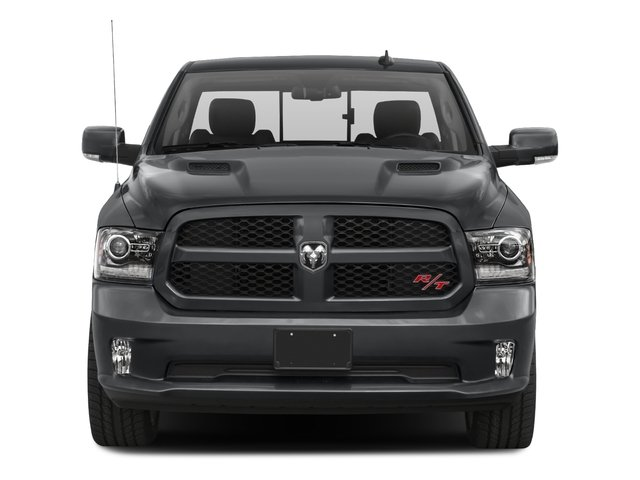 2017 Ram Truck 1500 Pictures 1500 Night 4x4 Regular Cab 6'4 Box photos front view