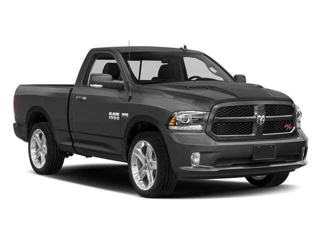 2017 Ram Truck 1500 Pictures 1500 Regular Cab Sport 4WD photos side front view