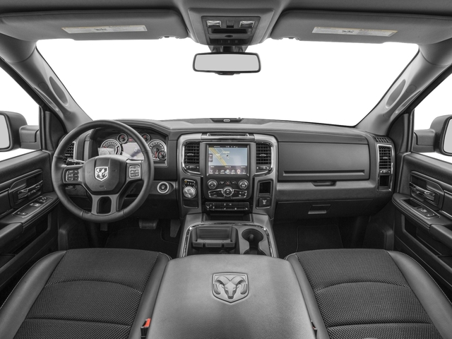 2017 Ram Truck 1500 Prices and Values Regular Cab R/T 2WD full dashboard
