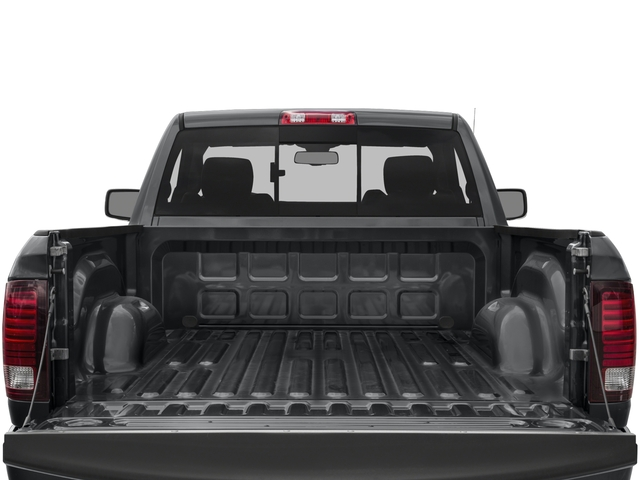 2017 Ram Truck 1500 Prices and Values Regular Cab R/T 2WD open trunk