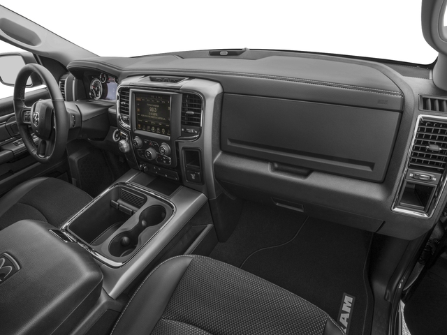 2017 Ram Truck 1500 Prices and Values Regular Cab R/T 2WD passenger's dashboard