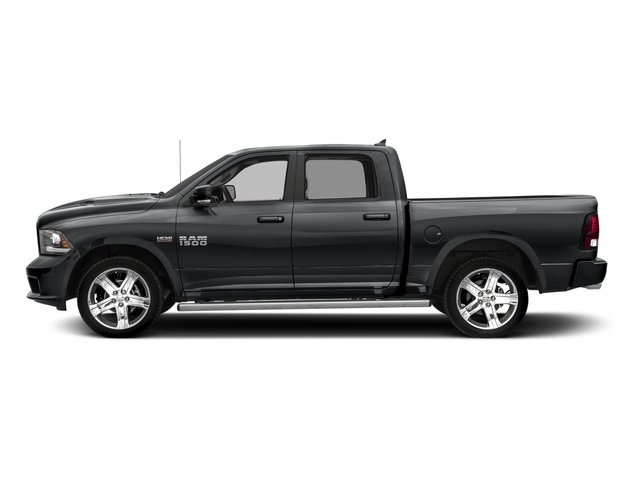 2017 Ram Truck 1500 Base Price Night 4x4 Crew Cab 5'7 Box Pricing side view