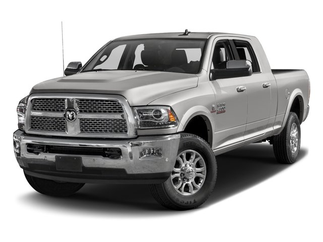 2017 Ram Truck 2500 Base Price Laramie 4x4 Mega Cab 6'4 Box Pricing side front view
