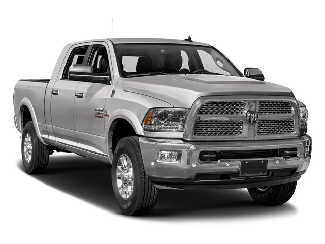 2017 Ram Truck 2500 Prices and Values Mega Cab Laramie 4WD side front view