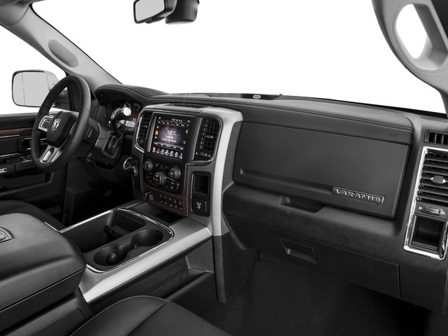 2017 Ram Truck 2500 Base Price Laramie 4x4 Mega Cab 6'4 Box Pricing passenger's dashboard