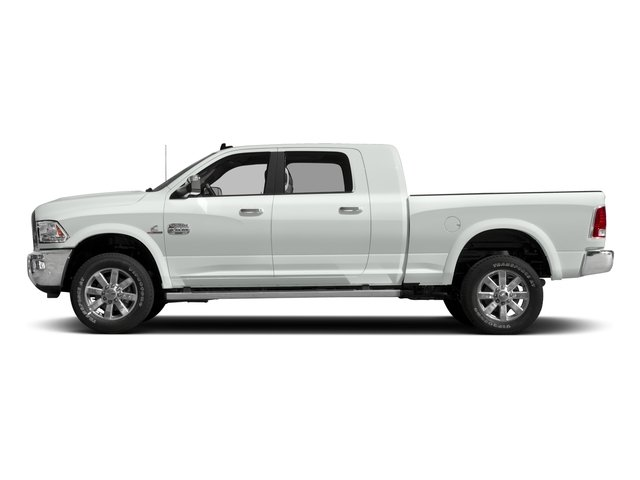 2017 Ram Truck 2500 Pictures 2500 Mega Cab Limited 2WD photos side view