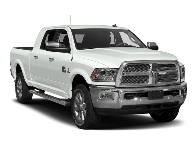 2017 Ram Truck 2500 Prices and Values Mega Cab Longhorn 2WD side front view