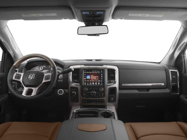 2017 Ram Truck 2500 Prices and Values Mega Cab Longhorn 2WD full dashboard
