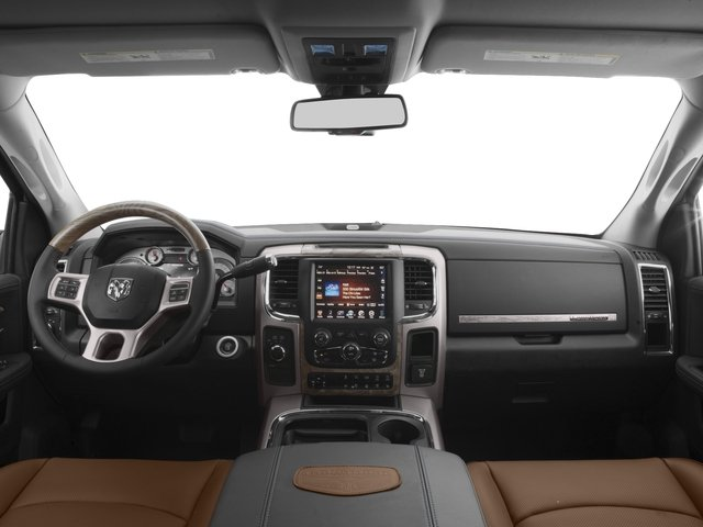 2017 Ram Truck 2500 Pictures 2500 Mega Cab Limited 4WD photos full dashboard