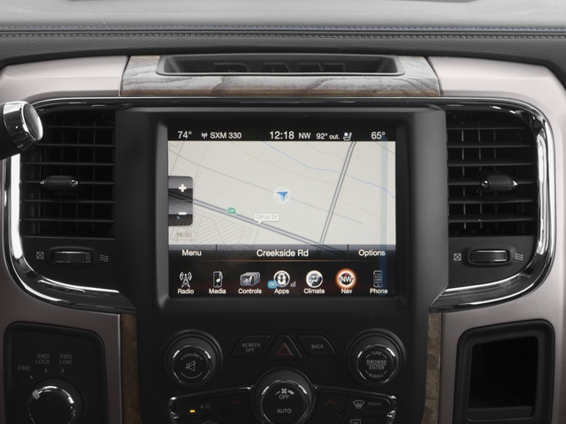 2017 Ram Truck 2500 Pictures 2500 Mega Cab Limited 2WD photos navigation system