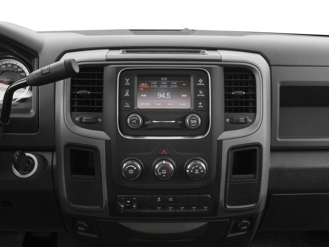 2017 Ram Truck 2500 Pictures 2500 Regular Cab SLT 4WD photos stereo system
