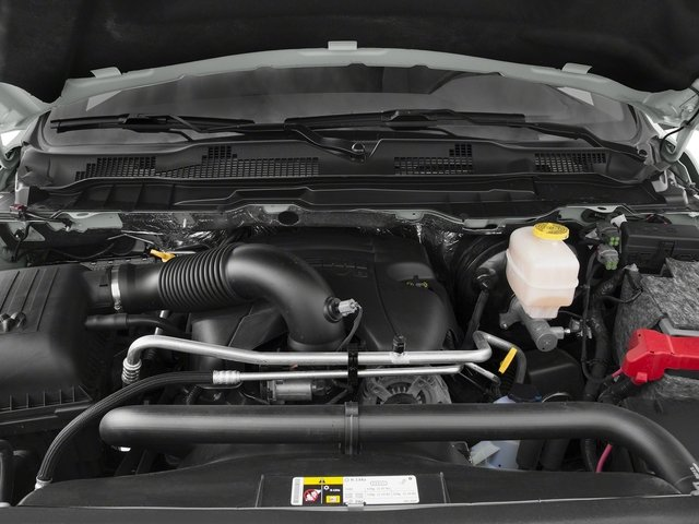 2017 Ram Truck 2500 Pictures 2500 Regular Cab SLT 2WD photos engine