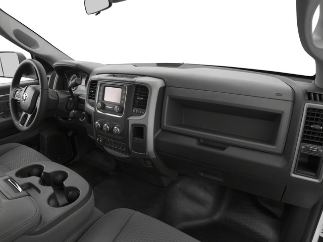 2017 Ram Truck 2500 Pictures 2500 Regular Cab SLT 2WD photos passenger's dashboard