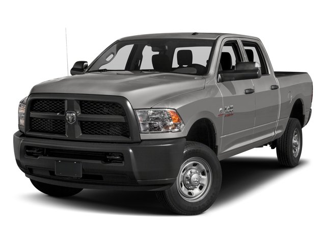 2017 Ram Truck 2500 Pictures 2500 Crew Power Wagon Tradesman 4WD photos side front view