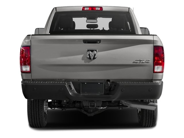 2017 Ram Truck 2500 Prices and Values Crew Cab Tradesman 2WD rear view