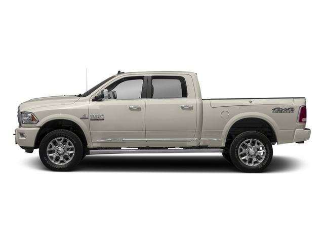 2017 Ram Truck 2500 Pictures 2500 Crew Cab Longhorn 2WD photos side view